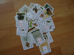 Karty Lenormand male autor foto Pavel Hanzal (c)